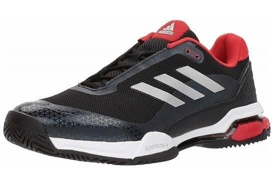 adidas Men's Barricade Club Tennis Shoe