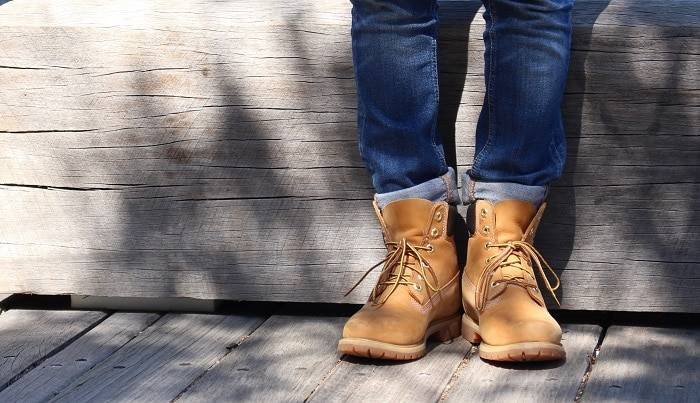 Boot with jeans for regular and casual wear