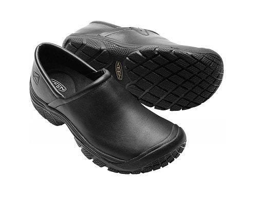 Keen Utility Men's PTC Slip-ON II-M slip-resistant shoes