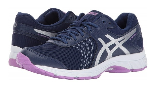ASICS WOMEN'S GEL QUICKWALK 3 WALKING SHOE REVIEW