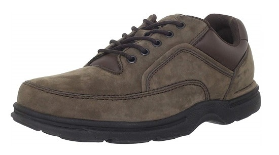 ROCKPORT MEN'S EUREKA WALKING SHOE REVIEW