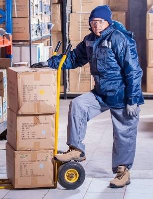 best shoes for warehouse work safety comfort durability