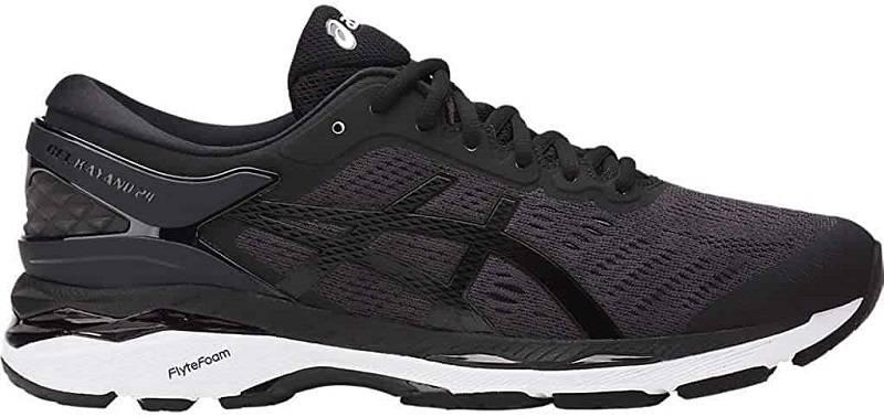 ASICS Men's Gel-Kayano 24 Best Running Shoe For Ankle Support