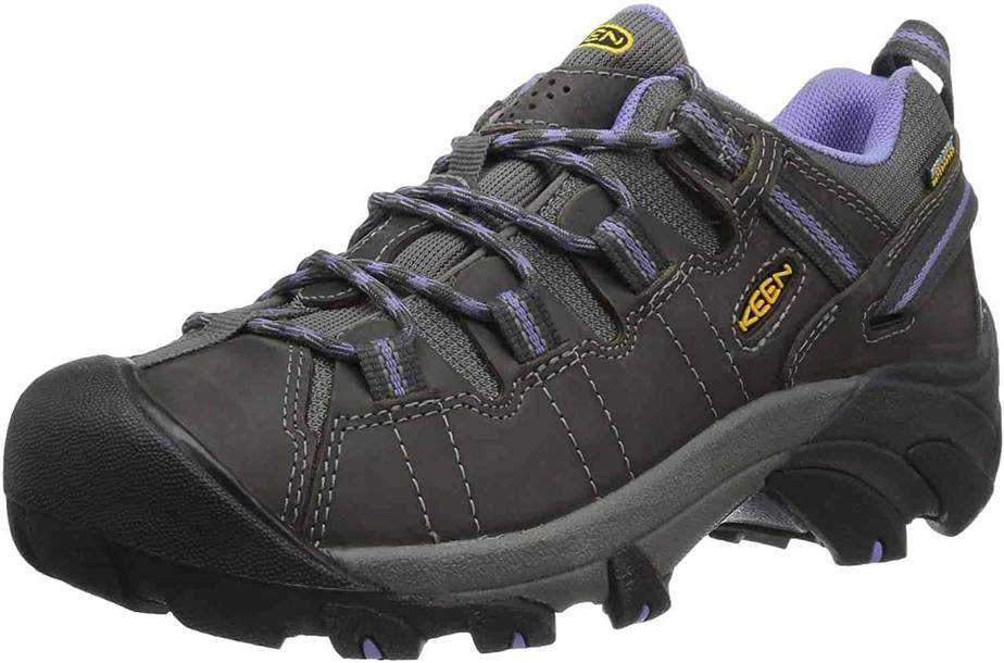 KEEN Women's Targhee II Hiking Shoe- Best Hiking Shoes For Ankle Support
