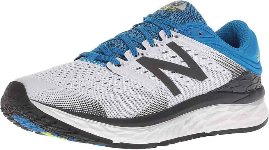 New Balance Men's 1080v8 Fresh Foam Best Running Shoe for ankle support