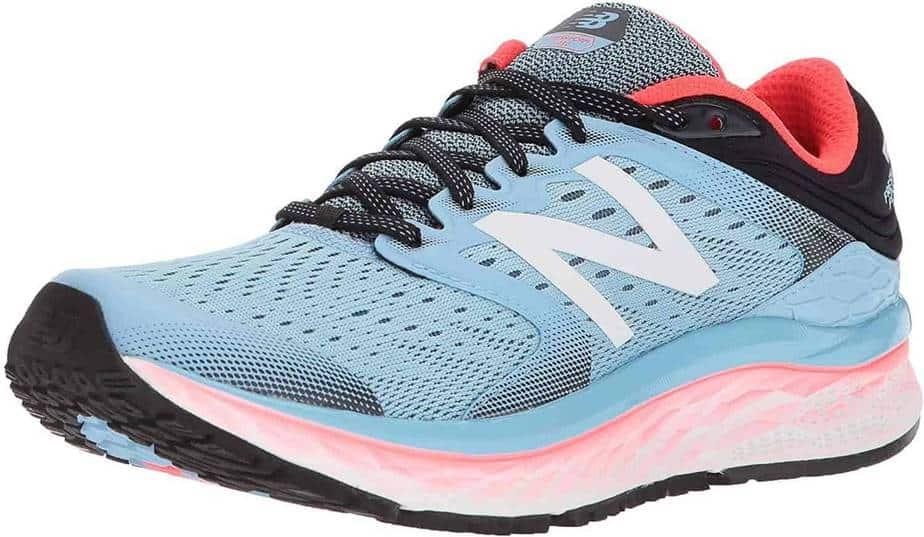 New Balance women's 1080v8 Fresh Foam Best Running Shoe for ankle support