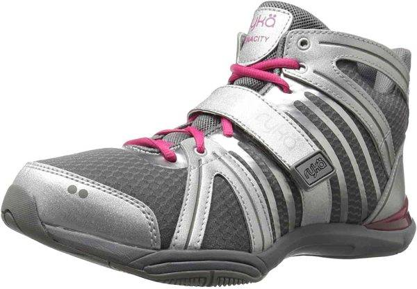 RYKA Women's Tenacity Cross-Trainer Shoe- best dancing shoes for ankle support