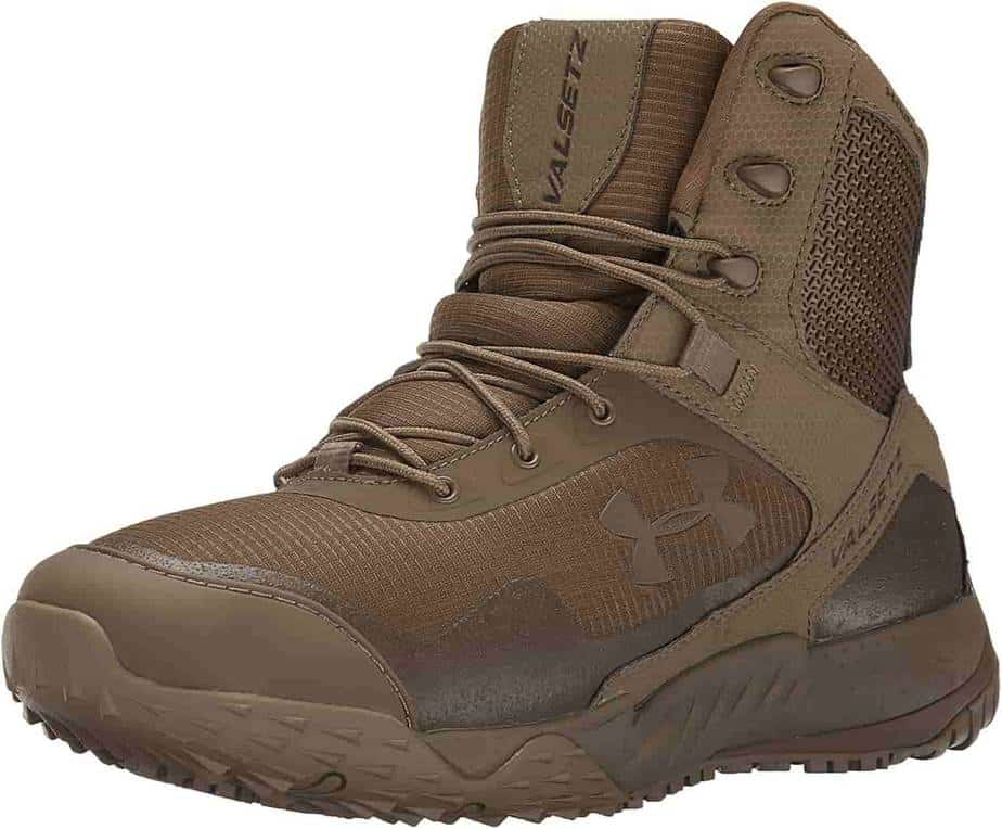 Under Armour Men's Valsetz Rts Military and Tactical Boot- best boots for ankle support