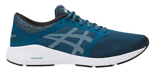 ASICS Men's Road hawk Ff Ankle-High Fabric Best Extra Mile Running Shoe for Treadmill