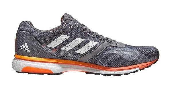 Adidas Men's Adizero Adios 4 Best Running Shoe for Treadmill