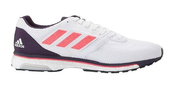 Adidas Women's Adizero Adios 4 Best Running Shoe for Treadmill