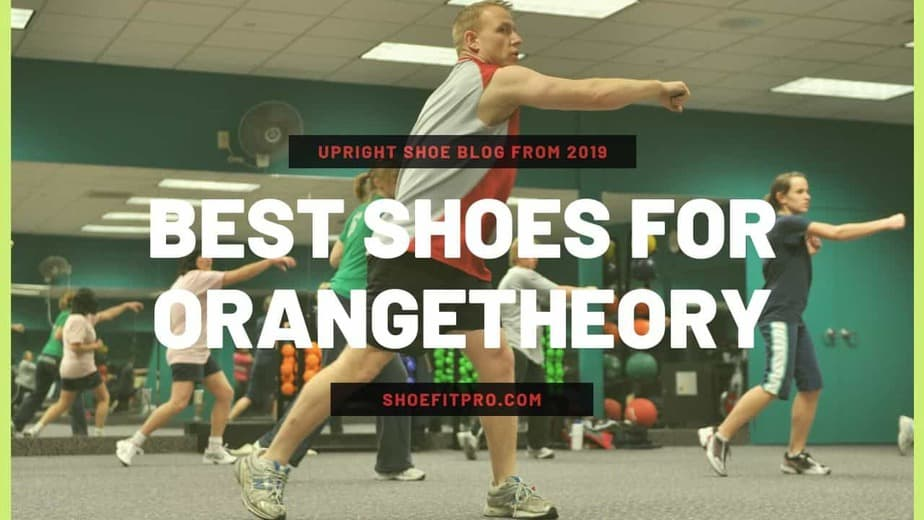 Best Shoes For Orange theory