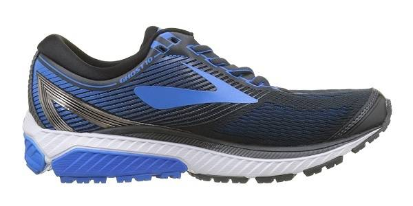 Brooks Men's Ghost 10 Best Road Running Shoe For Treadmill