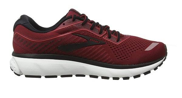 Brooks Men's Ghost 12 Running Shoe (Best Reviewed Online)