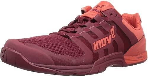 Inov-8 Women's F-Lite 235 V2 Cross-Trainer Shoe Best Power Trainer For HIIT Workout