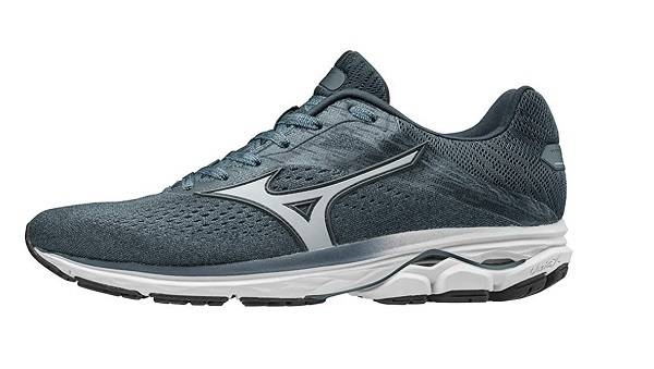 Mizuno Men's Wave Rider 23 Best Protective Running Shoe for Treadmill