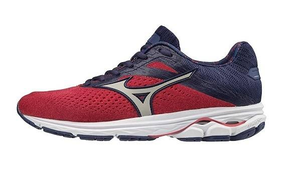 Mizuno Women's Wave Rider 23 Best Protective Running Shoe for Treadmill