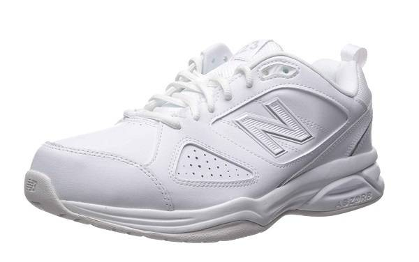 New Balance Women's 623 V3 Casual Comfort Training Shoe for orange theory fitness