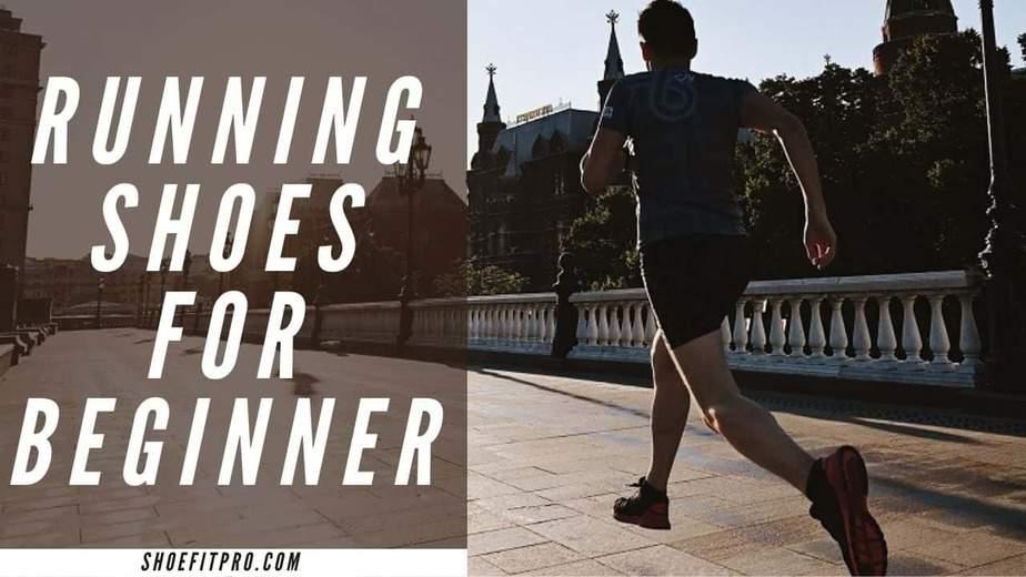 Running Shoes For Beginner_A begineer runner running at the morning in cobblestones road