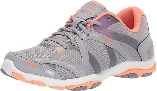 Ryka Women's Influence Cross Trainer Best HIIT workout Shoe In The Market