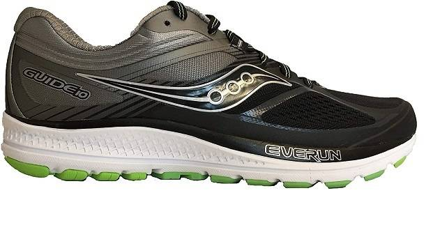 Saucony Men's Guide 10 Running Shoes For Sciatica