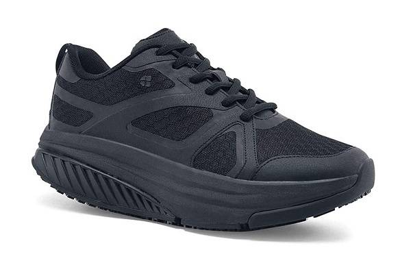 Shoes for Crews Women's Energy II Low Slip Resistant - Best Athletic-Sneaker For Waitresses