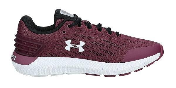 Under Armour Women's Charged Rogue Running Shoe for orange theory fitness