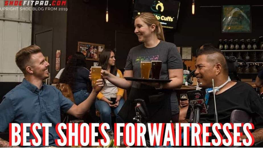 best shoes for waitresses