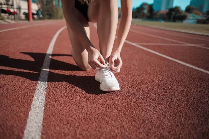 cushioning is important for athletic running shoe