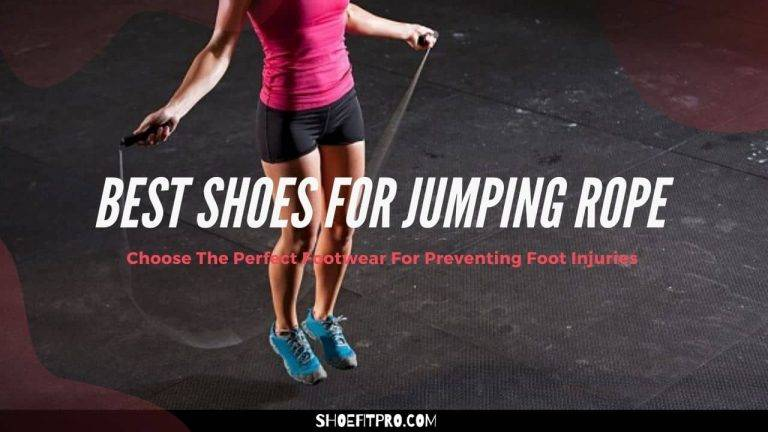 10 Best Shoes For Jumping Rope Experts Recommendation
