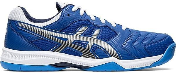 ASICS Men's Gel-Dedicate 6 Best Performing Tennis Shoes For Flat Feet