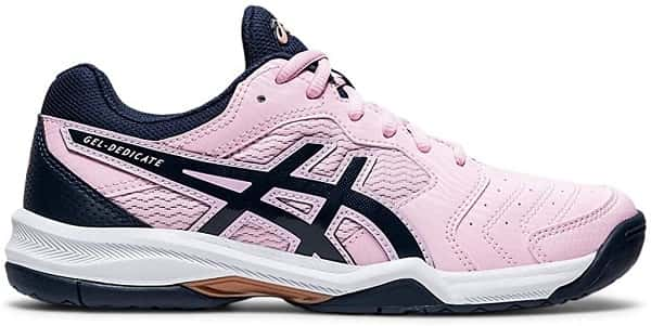ASICS Women's Gel-Dedicate 6 Best Performing Tennis Shoes