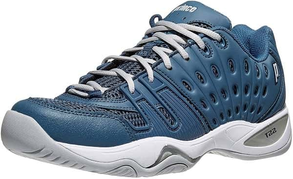 Prince Men's T22 Best Beginning Tennis Shoe For Flat Feet