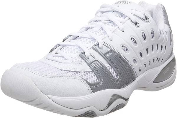 Prince Women's T22 Best Beginning Tennis Shoe For Flat Feet