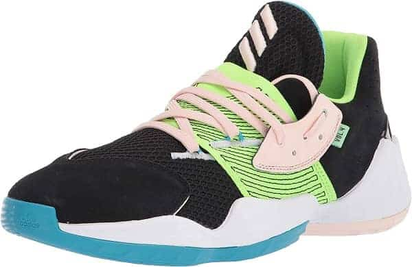 Adidas Mans Harden Good Basketball Shoes for Flat Feet