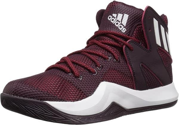 Adidas Performance Crazy Bounce _ Best Basketball Shoe for Narrow Flat Feet