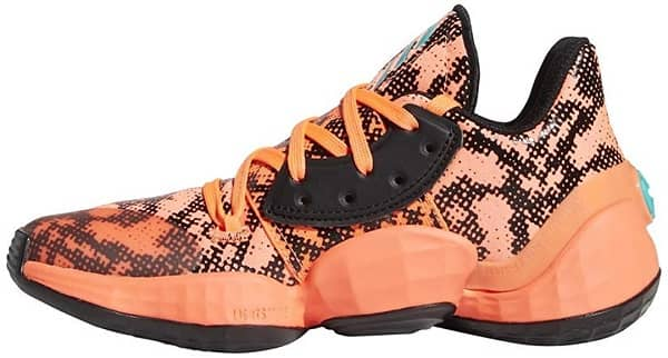 Adidas Women's Harden - Good Basketball Shoes for Flat Feet