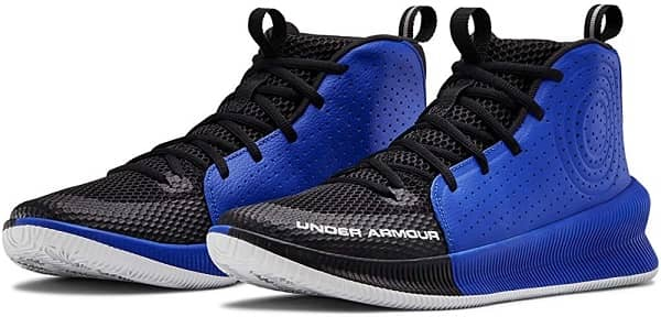 Under Armour Jet Mens_Best outdoor basketball shoes for flat feet