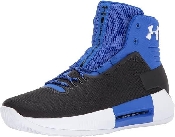 Under Armour Team Drive _ Best Basketball Shoe For Wide Flat Feet